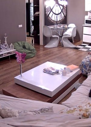 Скрытые камеры зафиксировали секс в неожиданных местах в квартире - фото 5