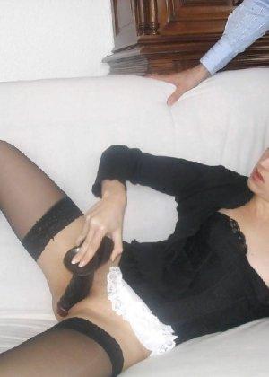 Шлюховатая жена запечатлена во всех местах в доме - фото 49- фото 49- фото 49