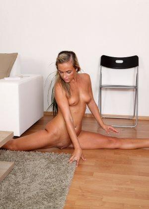 Качественные фотографии с кастинга чешской модели и искусительницы  Петры - фото 56