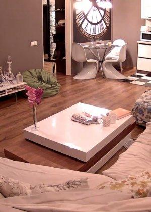 Скрытые камеры зафиксировали секс в неожиданных местах в квартире - фото 3