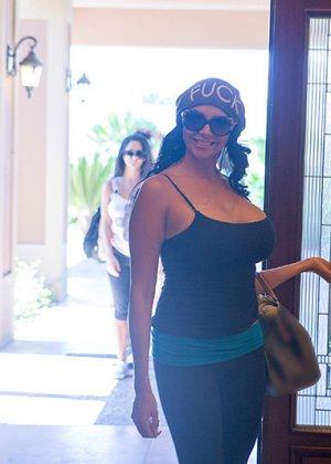 Ava Addams, Phoenix Marie, Nikki Benz, Gianna Nicole, Tory Lane, Alektra Blue, Dani Daniels, Kayla Kayden - Галерея 3459746 - фото 11