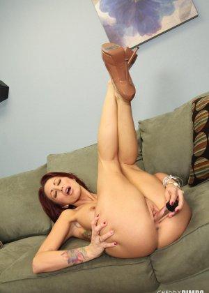 Голая пизда стройной женщины - фото 6