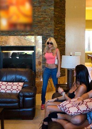 Ava Addams, Phoenix Marie, Nikki Benz, Gianna Nicole, Tory Lane, Alektra Blue, Dani Daniels, Kayla Kayden - Галерея 3459746 - фото 7