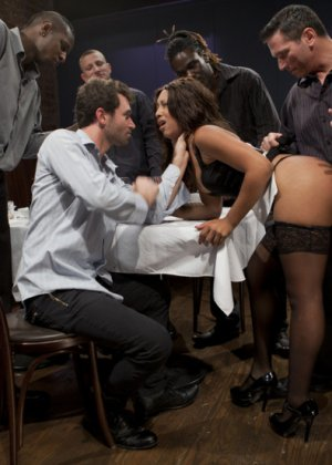 James Deen, John Strong, Mr Pete, Jon Jon, Bobby Bends, Leilani Leeane - Галерея 3298396