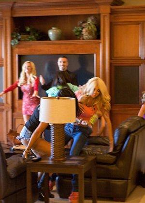 Ava Addams, Phoenix Marie, Nikki Benz, Gianna Nicole, Tory Lane, Alektra Blue, Dani Daniels, Kayla Kayden - Галерея 3459746 - фото 5