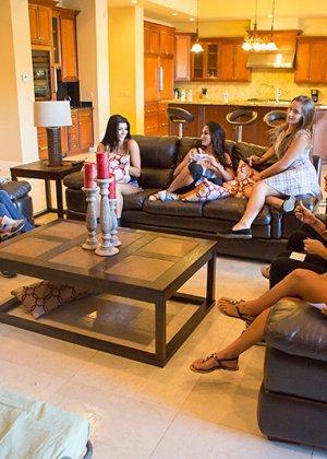 Ava Addams, Phoenix Marie, Nikki Benz, Gianna Nicole, Tory Lane, Alektra Blue, Dani Daniels, Kayla Kayden - Галерея 3459746 - фото 15
