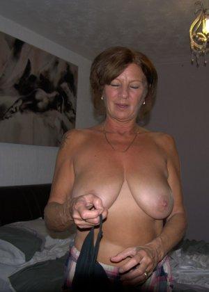 Зрелая женщина обладает достаточным темпераментом и азартом, чтобы удивлять своими образами - фото 8