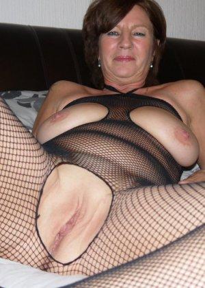 Зрелая женщина обладает достаточным темпераментом и азартом, чтобы удивлять своими образами - фото 4