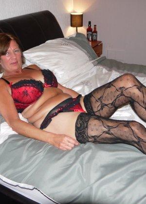 Зрелая женщина обладает достаточным темпераментом и азартом, чтобы удивлять своими образами - фото 45