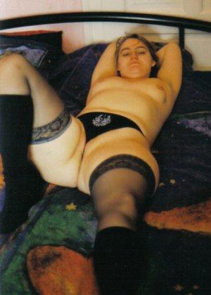 Андреа – зрелая развратница, которая показывает свое тело без излишнего стеснения и комплексов - фото 30