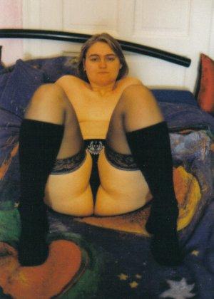 Андреа – зрелая развратница, которая показывает свое тело без излишнего стеснения и комплексов - фото 29