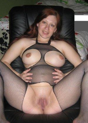 Женщины, которые любят заниматься сексом в разных костюмах, показывают себя в действии - фото 42