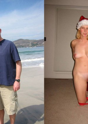 Парочки очень жарко встречают Рождество – это можно увидеть в сексуальной галерее фотографий - фото 30