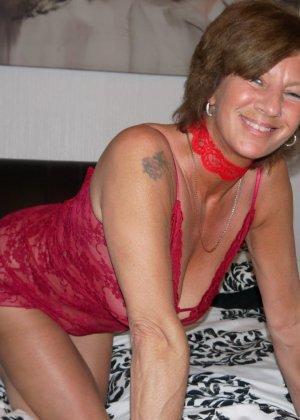 Зрелая женщина обладает достаточным темпераментом и азартом, чтобы удивлять своими образами - фото 39