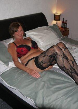 Зрелая женщина обладает достаточным темпераментом и азартом, чтобы удивлять своими образами - фото 44