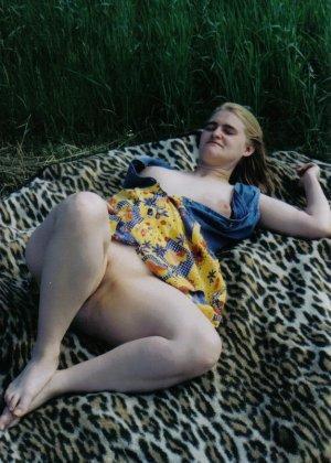 Андреа – зрелая развратница, которая показывает свое тело без излишнего стеснения и комплексов - фото 25