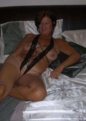Зрелая женщина обладает достаточным темпераментом и азартом, чтобы удивлять своими образами - фото 24