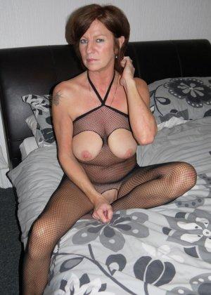 Зрелая женщина обладает достаточным темпераментом и азартом, чтобы удивлять своими образами - фото 1