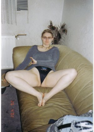 Андреа – зрелая развратница, которая показывает свое тело без излишнего стеснения и комплексов - фото 11