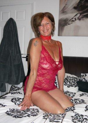 Зрелая женщина обладает достаточным темпераментом и азартом, чтобы удивлять своими образами - фото 40