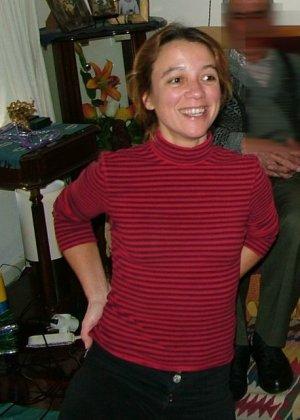 Тереза не прочь эротической фотосъемки, поэтому в её арсенале предостаточно фото - фото 14