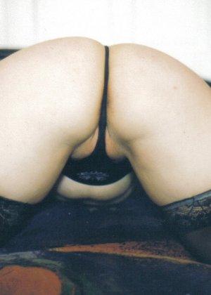 Андреа – зрелая развратница, которая показывает свое тело без излишнего стеснения и комплексов - фото 33