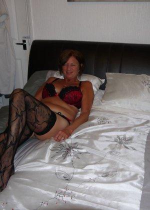 Зрелая женщина обладает достаточным темпераментом и азартом, чтобы удивлять своими образами - фото 46