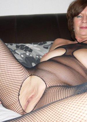 Зрелая женщина обладает достаточным темпераментом и азартом, чтобы удивлять своими образами - фото 5