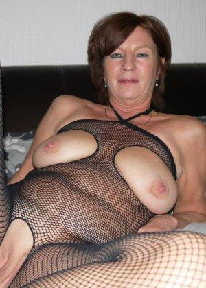 Зрелая женщина обладает достаточным темпераментом и азартом, чтобы удивлять своими образами - фото 3