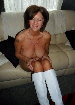 Опытная женщина знает, что нужно для того, чтобы выглядеть невероятно соблазнительно на фотографиях - фото 18