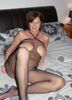 Зрелая женщина обладает достаточным темпераментом и азартом, чтобы удивлять своими образами - фото 2