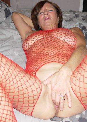 Зрелая женщина обладает достаточным темпераментом и азартом, чтобы удивлять своими образами - фото 50