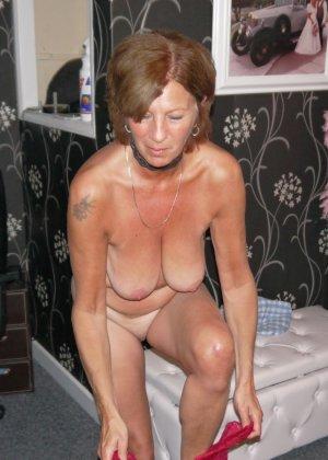 Зрелая женщина обладает достаточным темпераментом и азартом, чтобы удивлять своими образами - фото 10