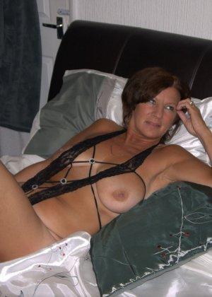 Зрелая женщина обладает достаточным темпераментом и азартом, чтобы удивлять своими образами - фото 27