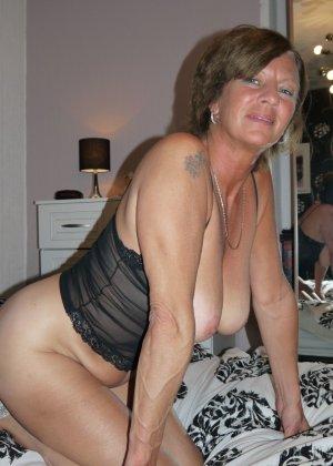 Зрелая женщина обладает достаточным темпераментом и азартом, чтобы удивлять своими образами - фото 22