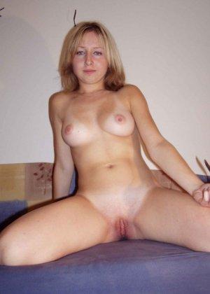 Любительницам блондинок понравится эта галерея – здесь самые сексапильные красотки показывают свои тела - фото 13