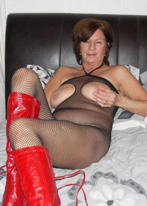 Зрелая женщина обладает достаточным темпераментом и азартом, чтобы удивлять своими образами - фото 37