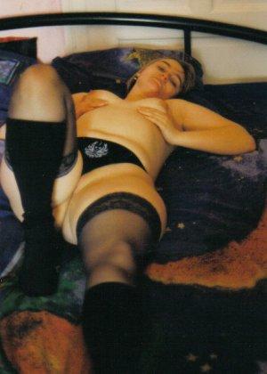 Андреа – зрелая развратница, которая показывает свое тело без излишнего стеснения и комплексов - фото 32