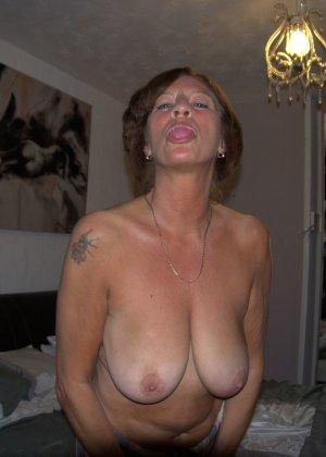 Зрелая женщина обладает достаточным темпераментом и азартом, чтобы удивлять своими образами - фото 9