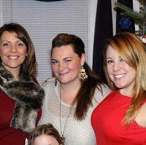 Рождественские телочки готовы ублажать своих партнеров, как только умеют, в предпраздничном настроении - фото 22