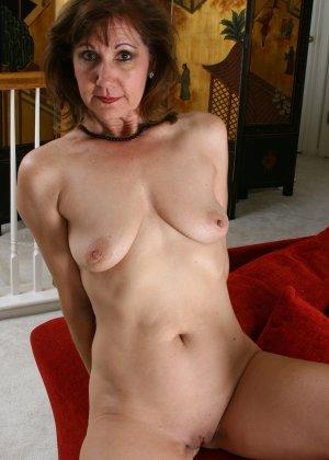 Женщина в 51 год еще имеет некую сексуальность и безумно хочет ебли - фото 15
