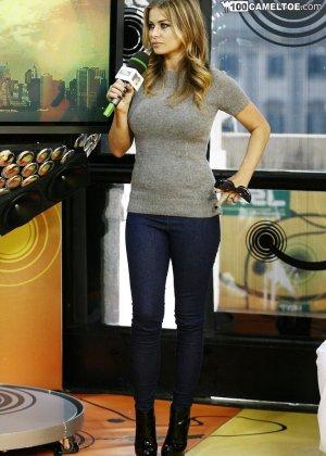Фото знаменитости Кармен Электра, у нее аппетитная фигура, которую она не боится выставлять напоказ - фото 1