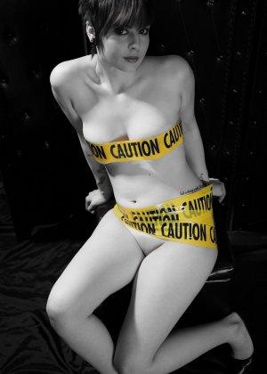 Эмо сучка очень опасна - фото 10