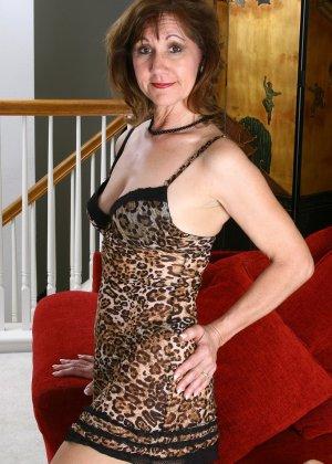 Женщина в 51 год еще имеет некую сексуальность и безумно хочет ебли - фото 10