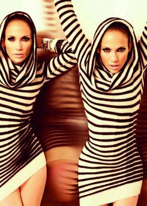 Сексуальная Дженнифер Лопес - фото 10
