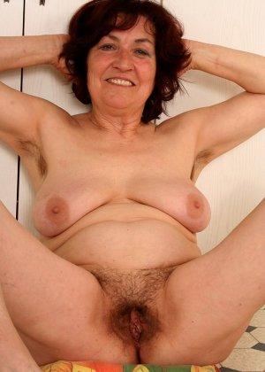 Женщина 63 лет, хочет чтобы с ее пиздой поиграли - фото 7