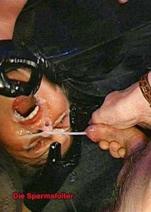 Женщину сначала обкончали, а потом обоссали - фото 16