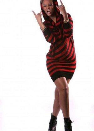 Изумительные ножки Рианны - фото 1