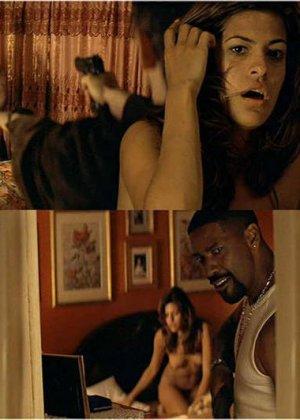Знаменитость Ека Мендес не носит лифчика под блузкой и снимается в откровенных сценах фильмов - фото 1