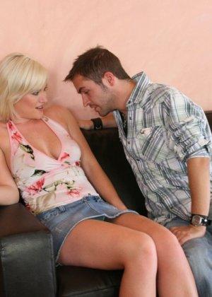 Наоми Круиз насмотрелась порно, секс с незнакомцем стал слишком привлекательным, она решилась попробовать - фото 11